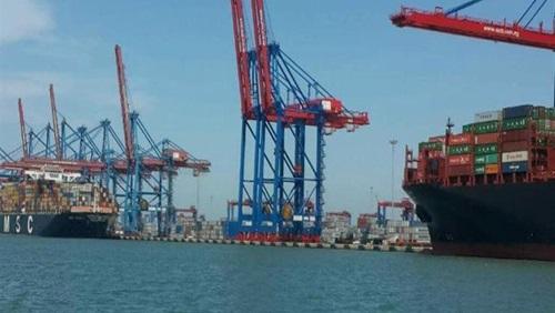 Port Said West (EGPSW), Suez, Egypt