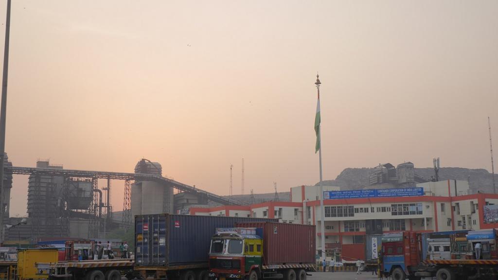 Tughlakabad (ICD CFS SEZ) (INTKD), New Delhi, India