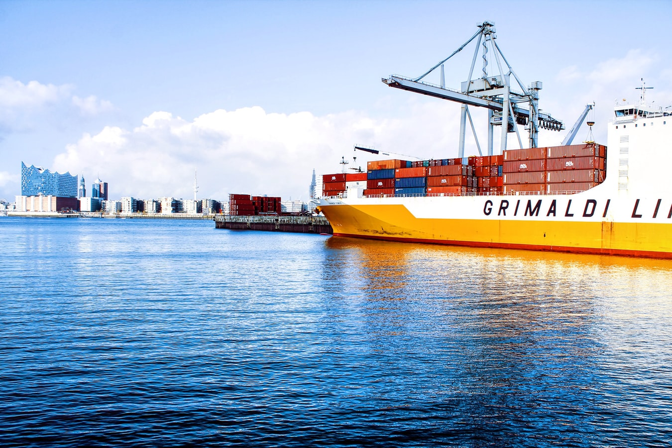 IMO, Global Trade, Ocean Freight, and Freight Tech