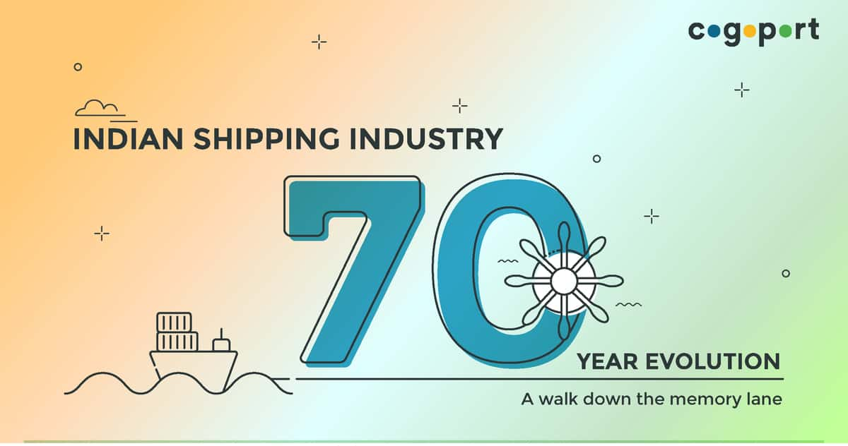 Indian Shipping Industry - 70 Year Evolution
