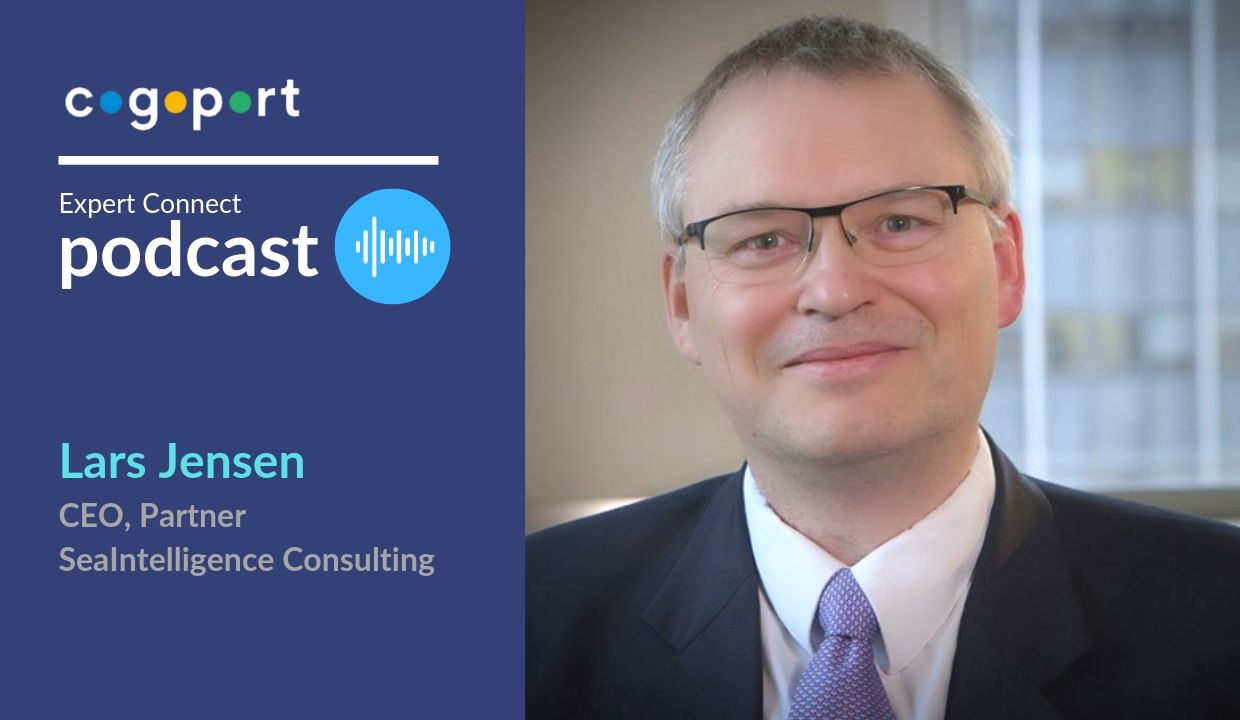 Expert Connect Podcast with Lars Jensen - Episode 1