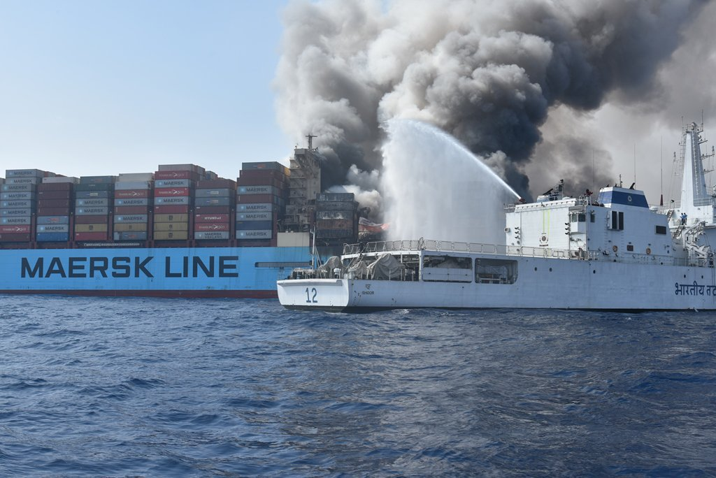 Process Ignorance or Commercialisation, What's the Cause Behind Maersk Honam Fire?