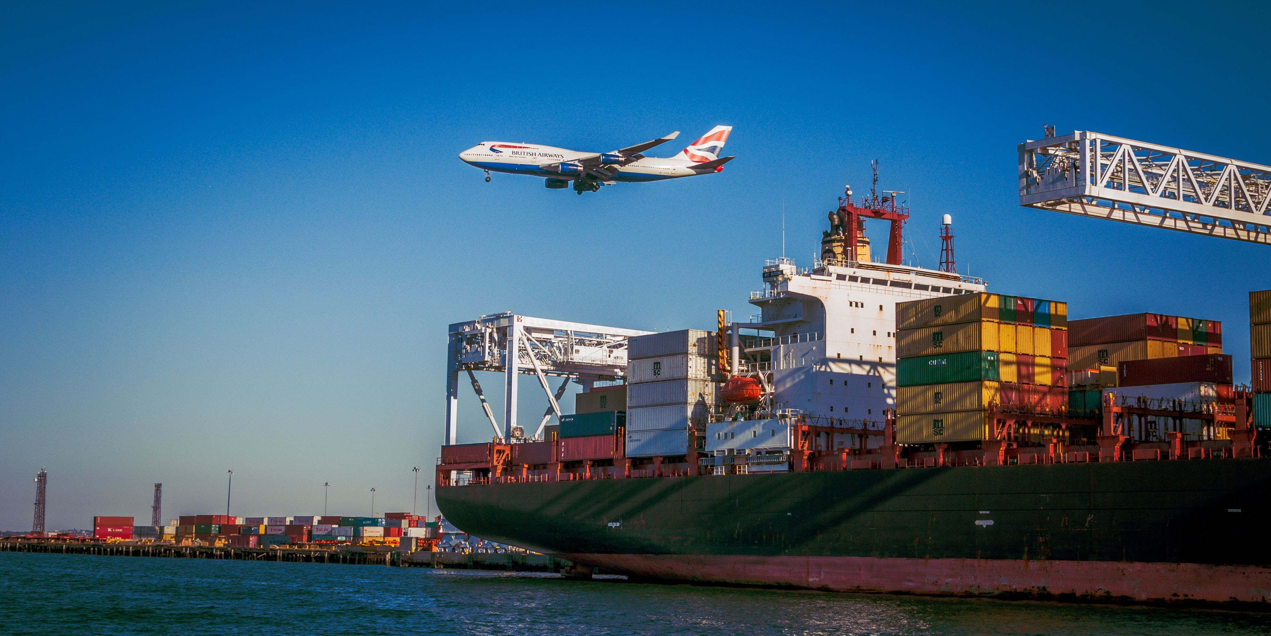 Planning Your Next International Shipment