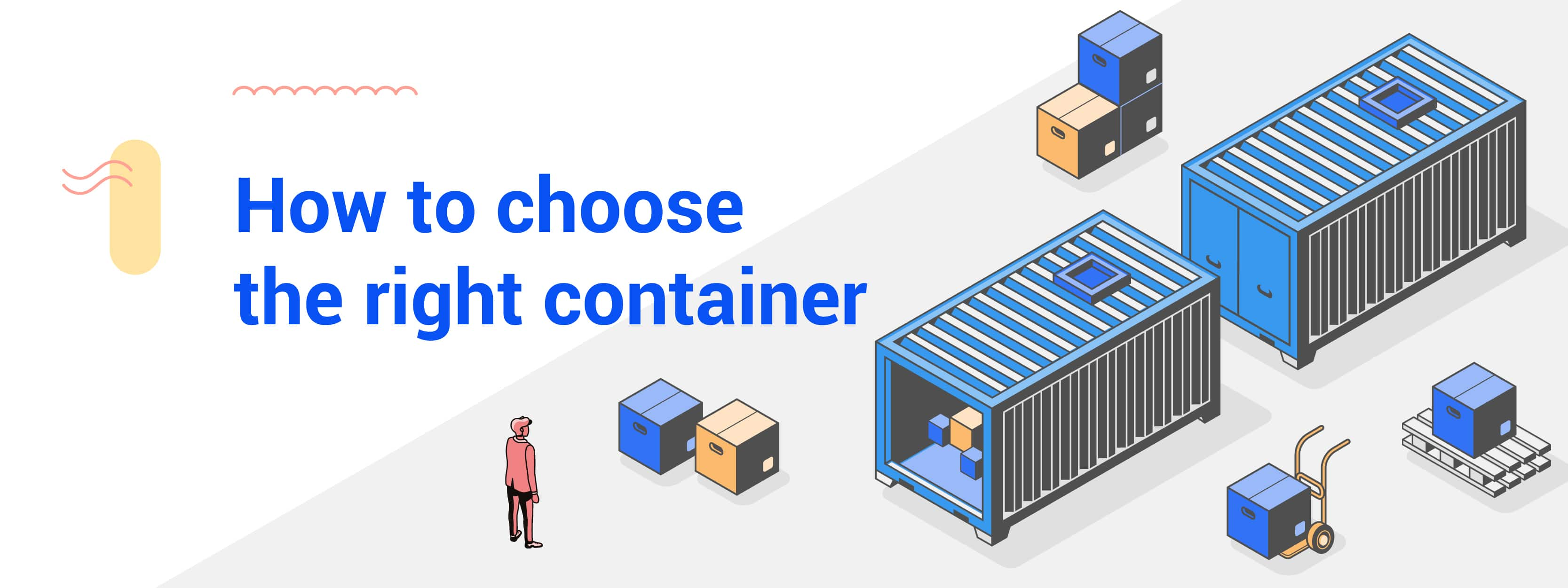 Exporting by Ship? Here's How to Find the Right Container