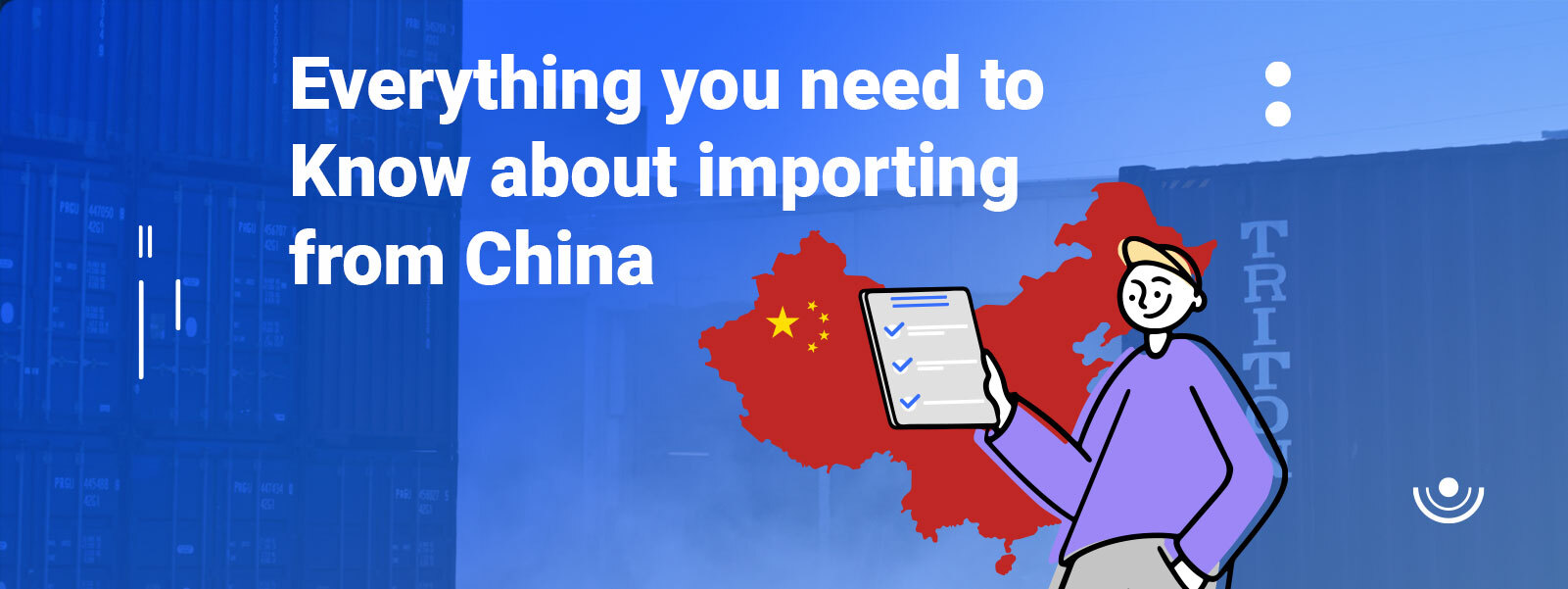 Everything you need to Know about importing from China to India