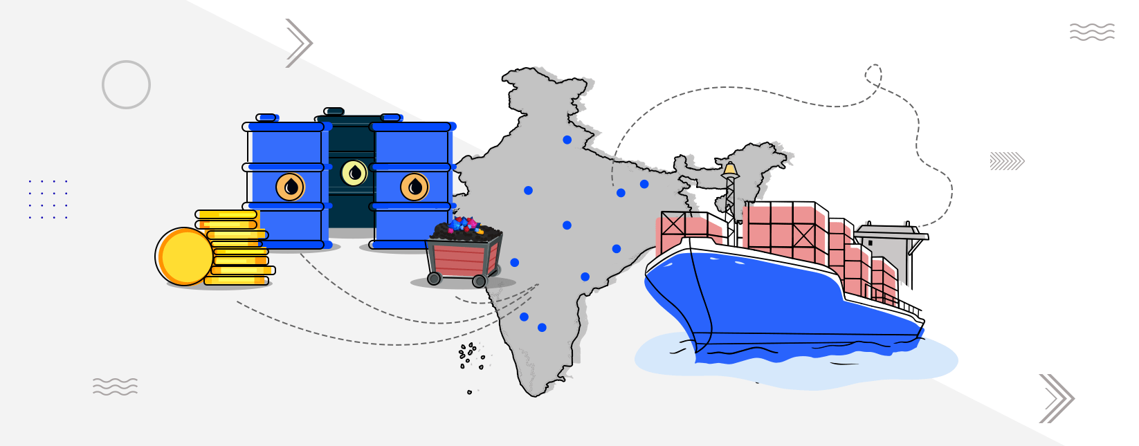 Top 10 India Imports and Import Sources