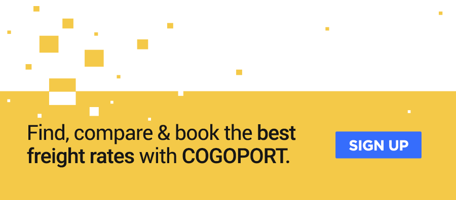 Find, compare, and book the best freight rates with Cogoport