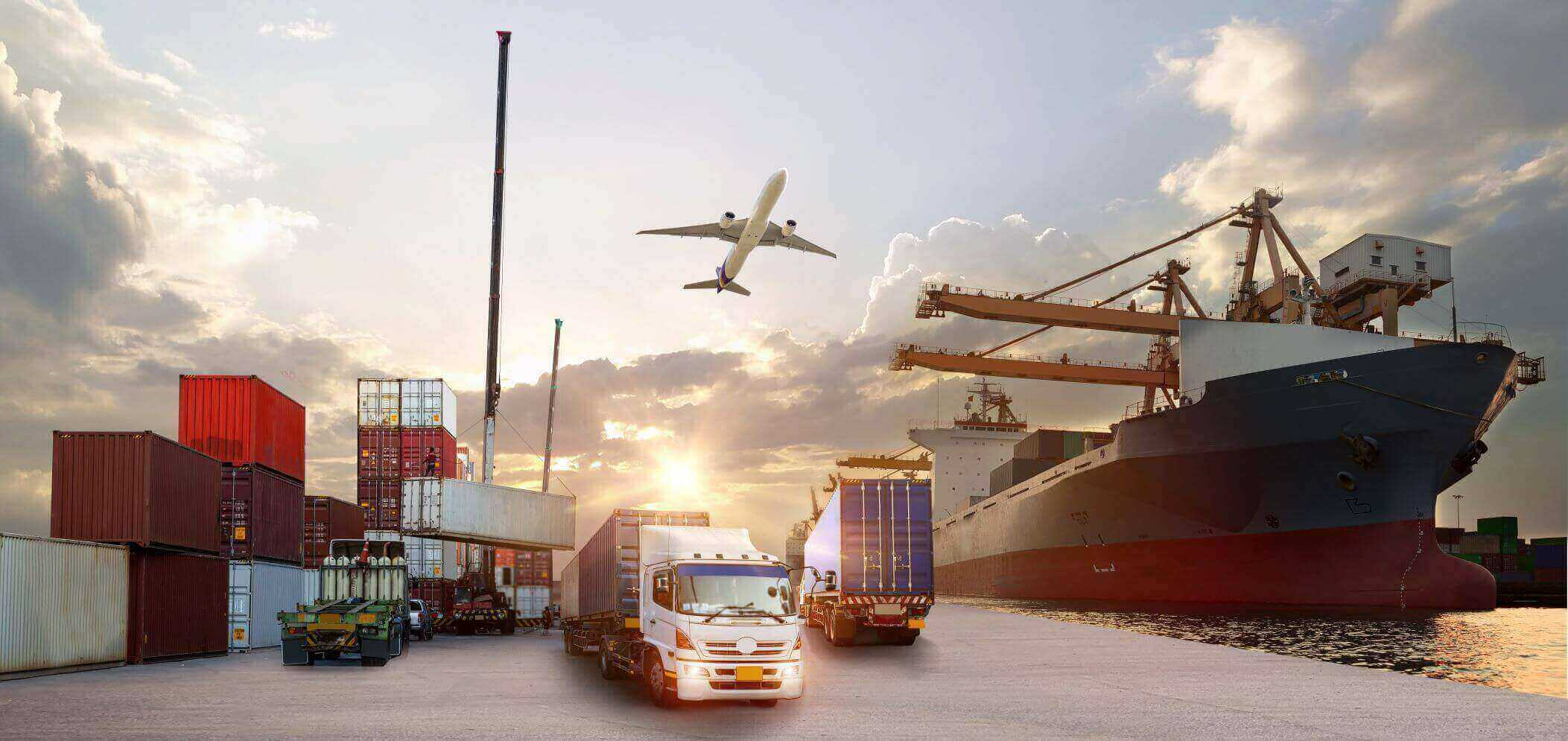 A freight forwarder specialises in the shipment and coordination of goods from one country to another