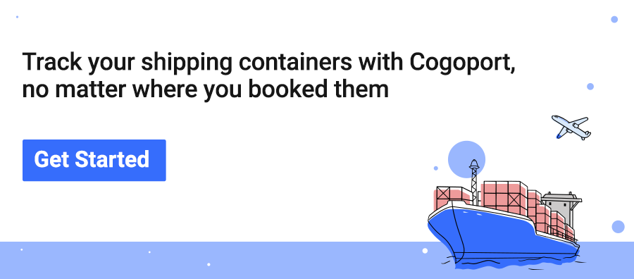 Track your shipping containers on Cogoport