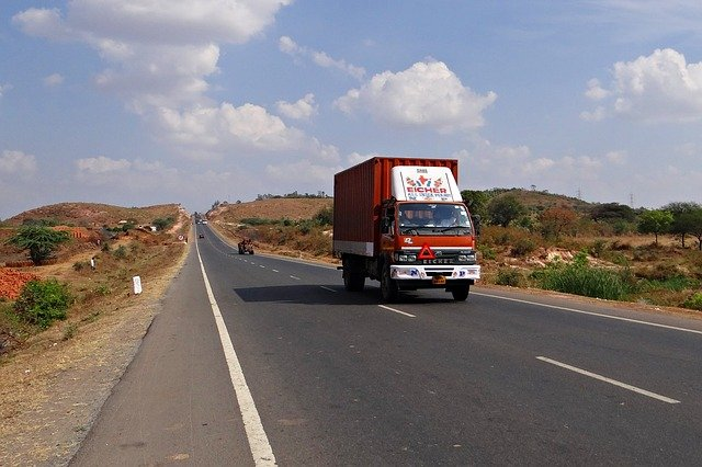 India's roads carry 67 percent of its freight. Construction of roads and highways has been impressive in recent years but traffic remains a problem spot.