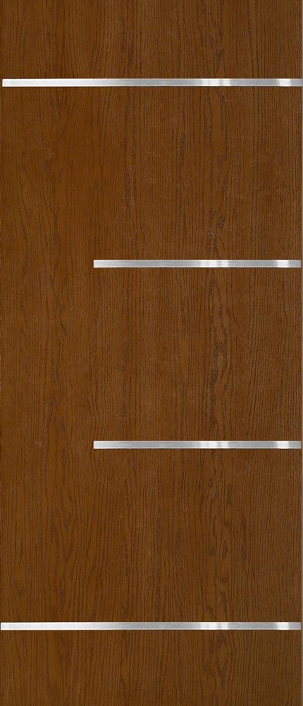 "6'8"" Fiberglass Oak Stainless Steel (WGSS01)"