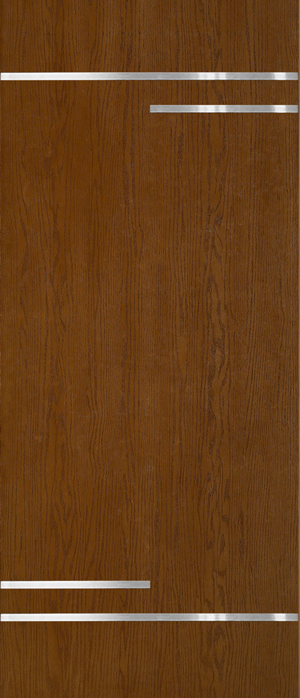 "6'8"" Fiberglass Oak Stainless Steel (WGSS02)"