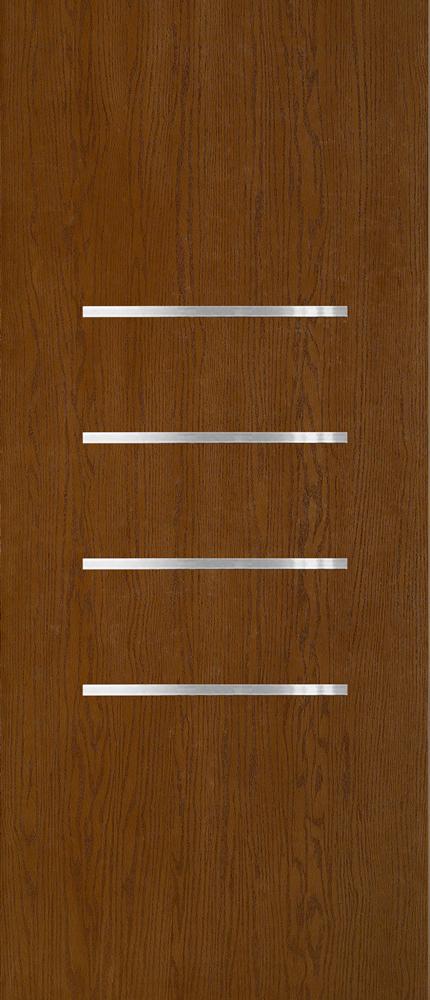 "6'8"" Fiberglass Oak Stainless Steel (WGSS03)"