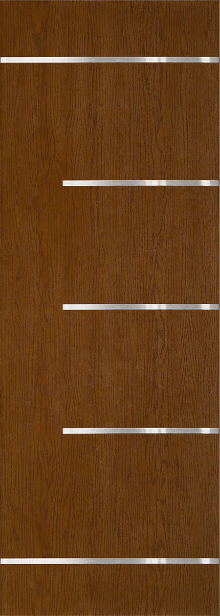 "8'0"" Fiberglass Oak Stainless Steel (WGSS05)"