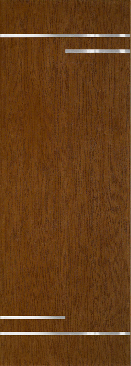 "8'0"" Fiberglass Oak Stainless Steel (WGSS06)"