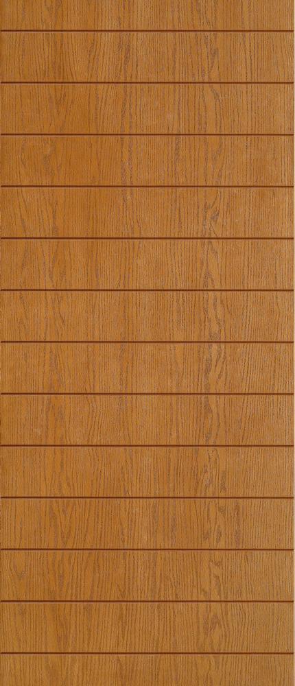 """6'8"""" Fiberglass Oak Grooved (WC05)"""