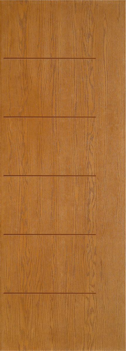 """8'0"""" Fiberglass Oak Grooved (WC14)"""