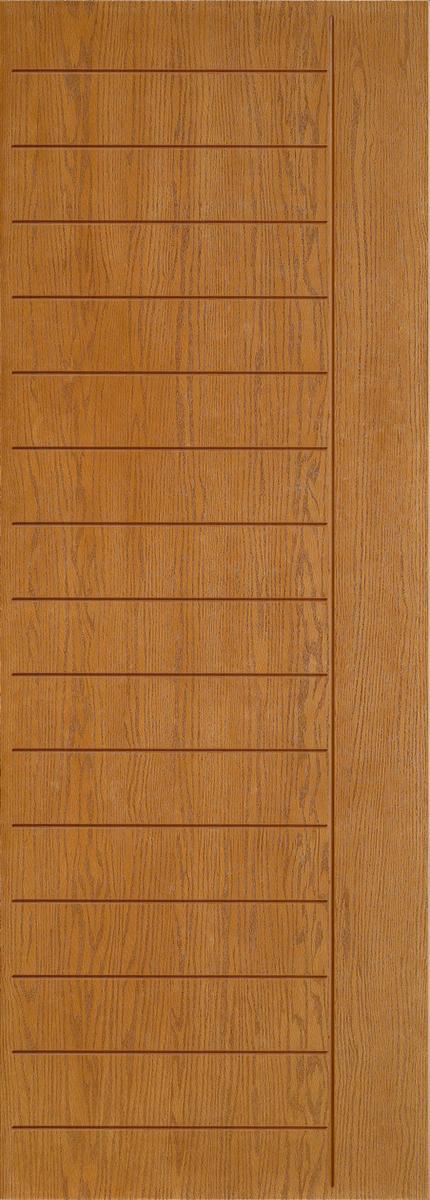 """8'0"""" Fiberglass Oak Grooved (WC16)"""