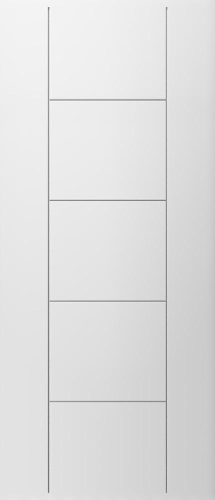 "6'8"" Fiberglass Smooth Grooved (SC02)"