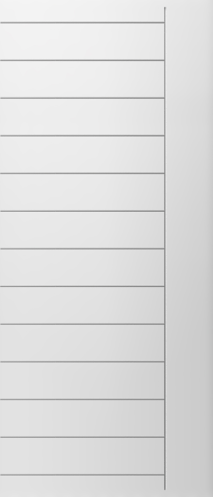 "6'8"" Fiberglass Smooth Grooved (SC06)"
