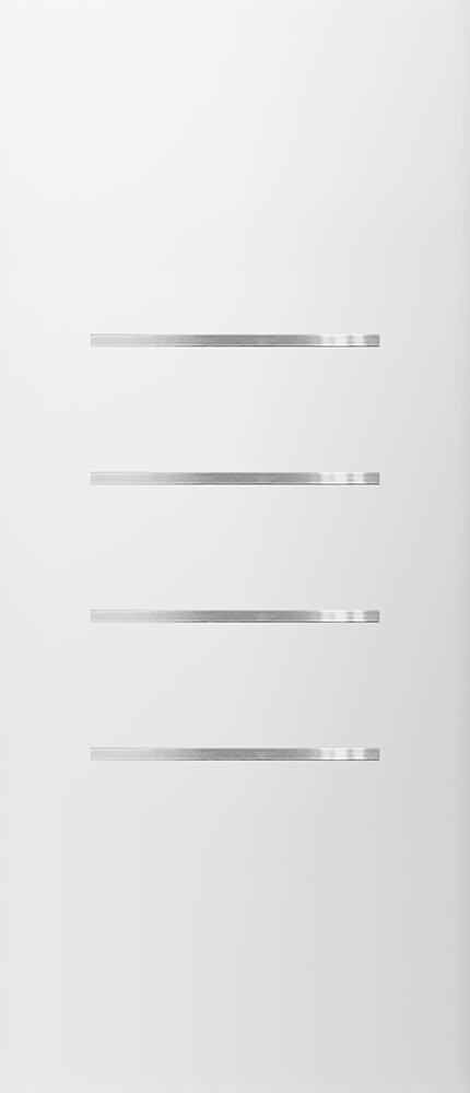 """6'8"""" Fiberglass Oak Stainless Steel (WSSS03)"""