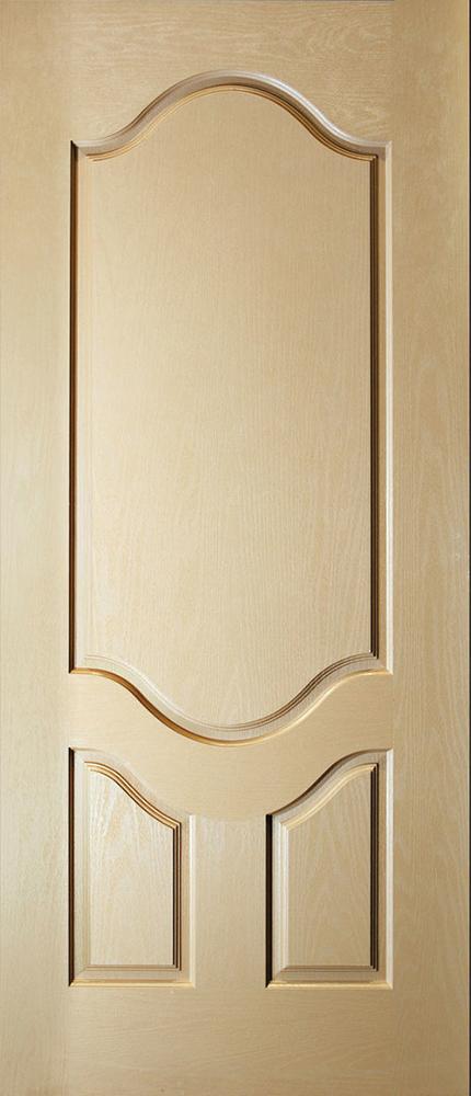 """6'8"""" Fiberglass 3/4 Oval Oak Textured (WG34)"""