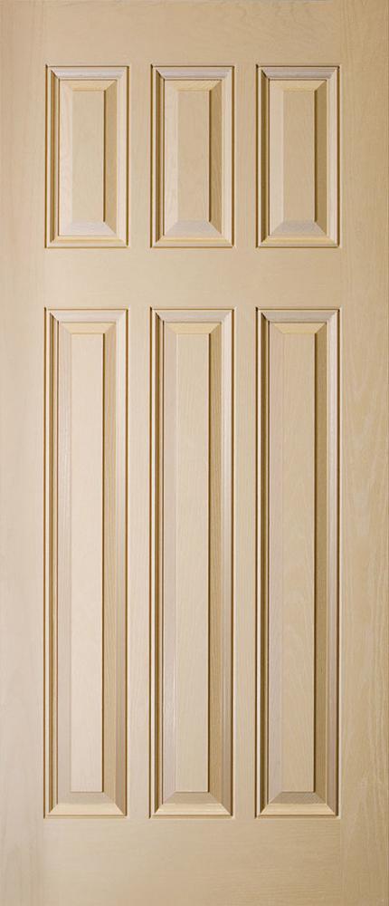 """6'8"""" Fiberglass 6 Lite Oak Textured (WG34)"""
