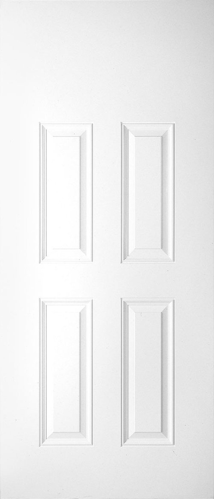 "6'8"" Fiberglass 4 Panel Smooth (SG46)"
