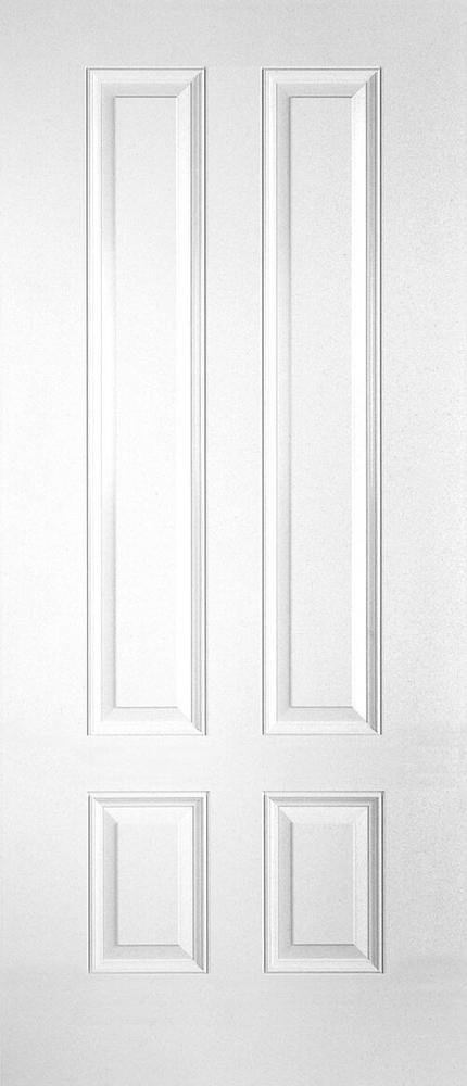 "6'8"" Fiberglass 4 Panel Smooth (SG49)"