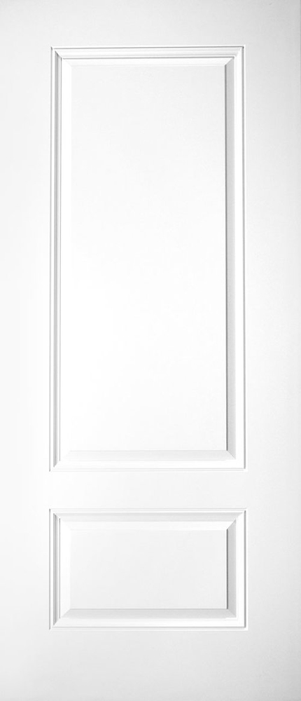 "6'8"" Fiberglass 2 Panel Smooth (SG25)"