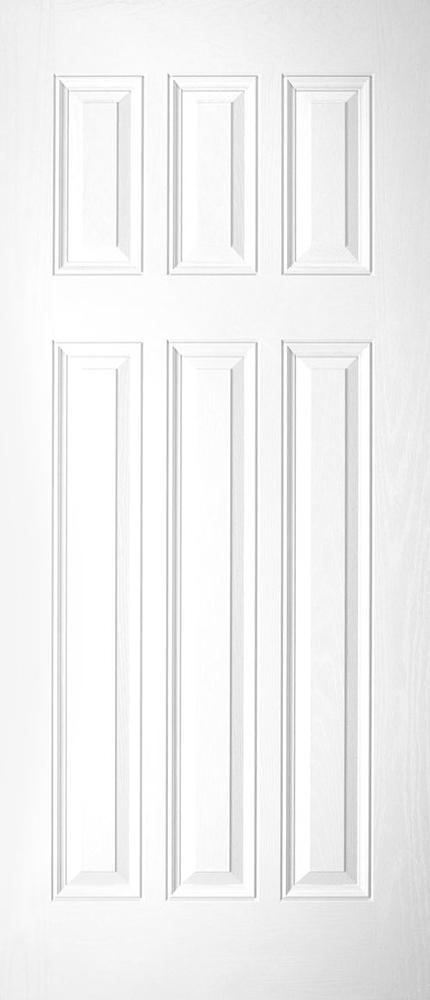 """6'8"""" Fiberglass 6 Lite Smooth (SG25)"""