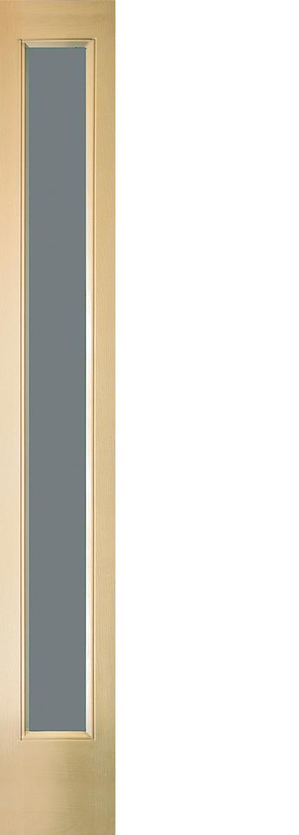 """8'0"""" Fiberglass Full Lite Open&Beaded Oak Textured (WG18)"""