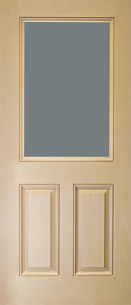 "6'8"" Fiberglass 1/2 Lite Open&Beaded Oak Textured (WG23)"