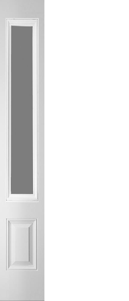 "6'8"" Fiberglass 3/4 Sidelite Open&Beaded Smooth (SS27)"