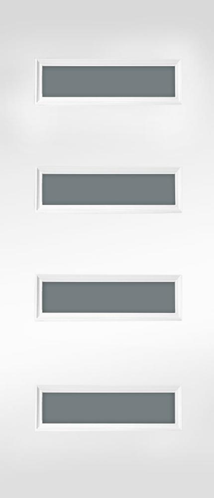 "6'8"" Fiberglass 4 Lite Open&Beaded Smooth (SG4L)"