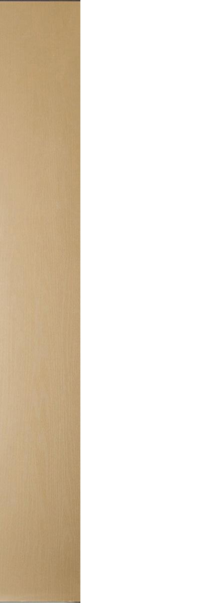 """8'0"""" Fiberglass Flush Sidelite Oak Textured (WG01)"""