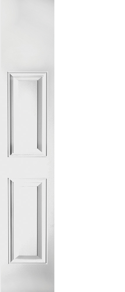 "6'8"" Fiberglass 6 Panel Sidelite Smooth (SG68)"