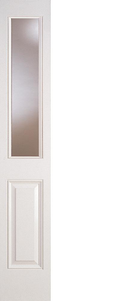 "6'8"" Fiberglass 1/2 Sidelite Open&Beaded Smooth (SS23)"