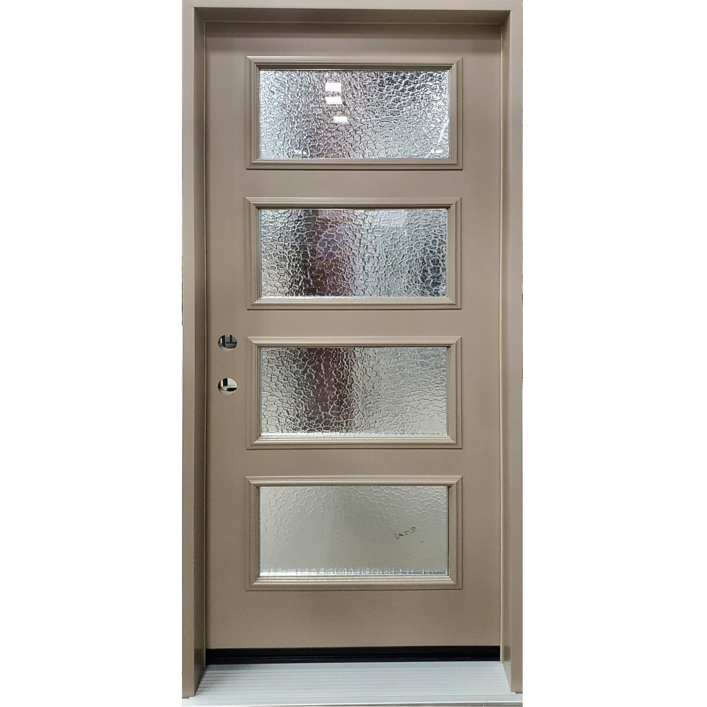 4-Lite Uno Door with Obscure Glass