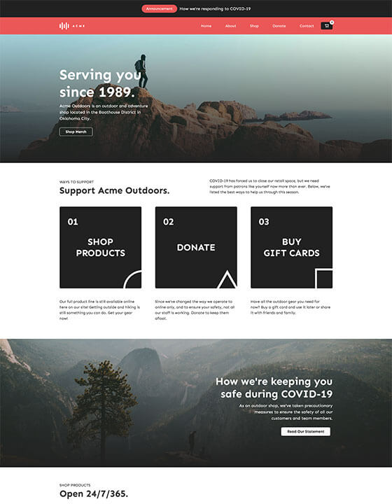 where to find free website templates