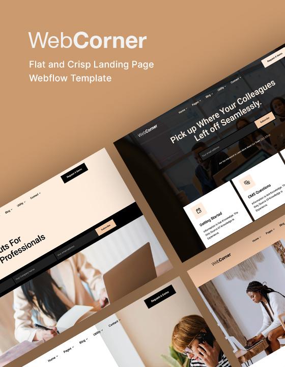WebCorner