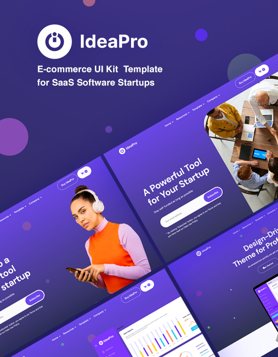 IdeaPro - Ecommerce