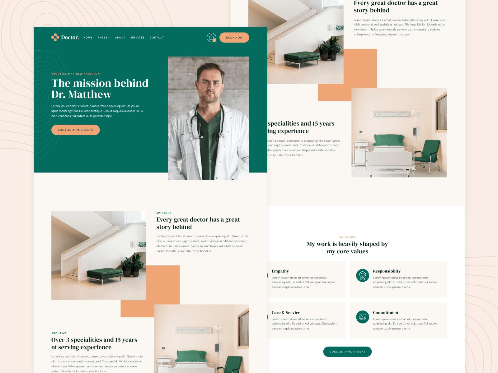 Webflow Template Doctor