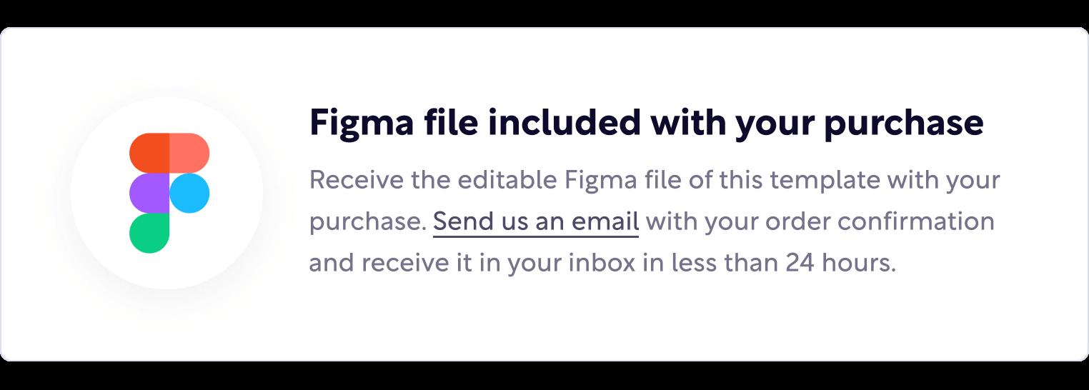 Webflow Template Figma File