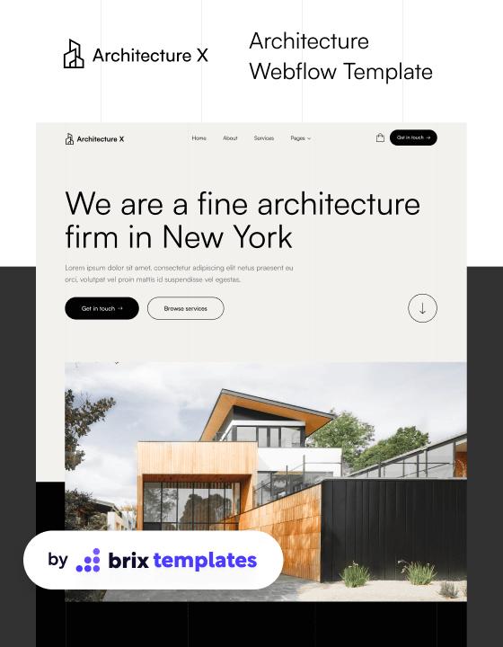 Architecture X