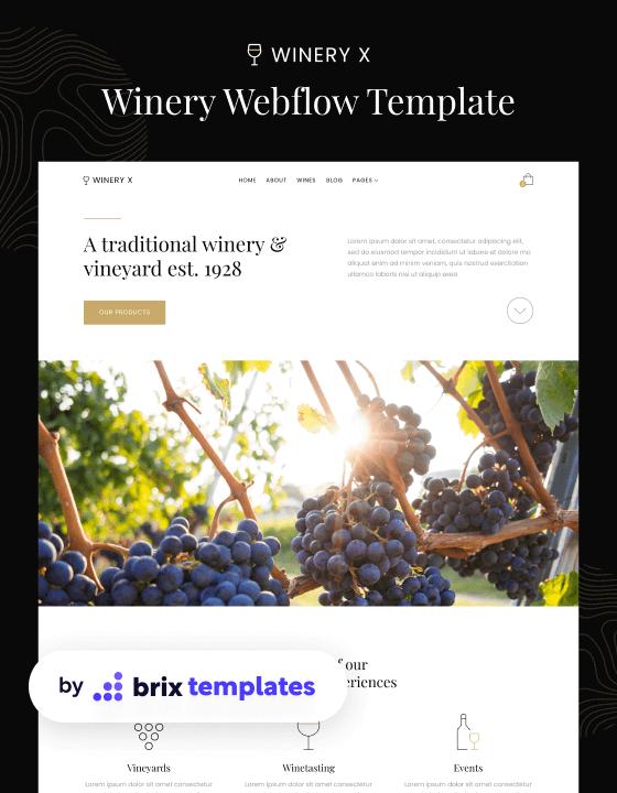 Winery X
