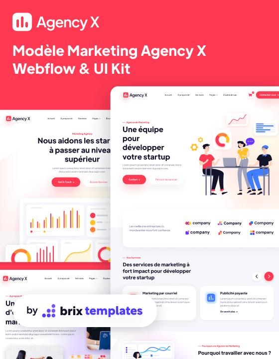 Agency X (FR)