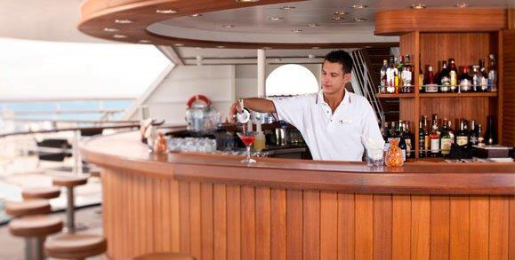 Seabourn Bar