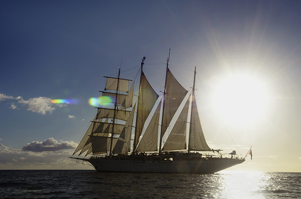 Star Clippers Vessel