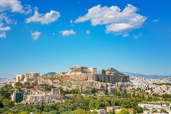 Arcopolis of Athens